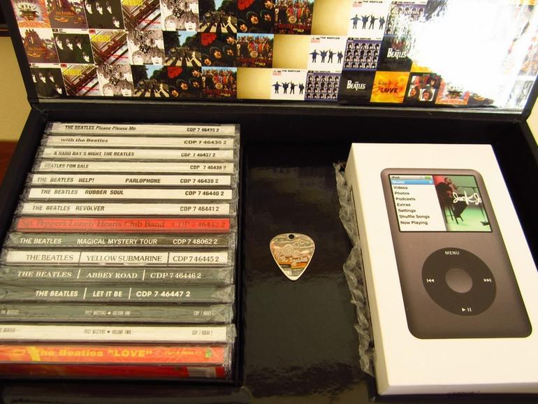 Netzfundstück: iPod-Sammlerstücke erzielen Höchstpreis auf eBay