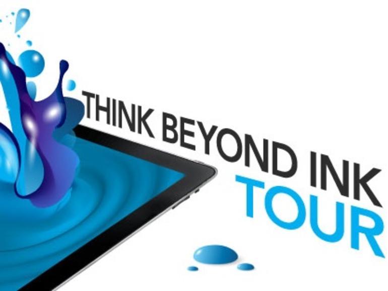 """Tablet-Publishing: Quark lädt zur Veranstaltungsserie """"Think Beyound Ink"""" ein"""