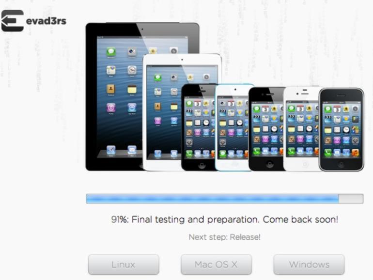 iOS 6.1.1: Jailbreak via Evasi0n noch immer möglich