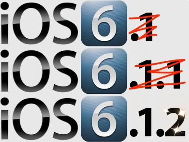 Erscheint iOS 6.1.2 bereits kommende Woche?