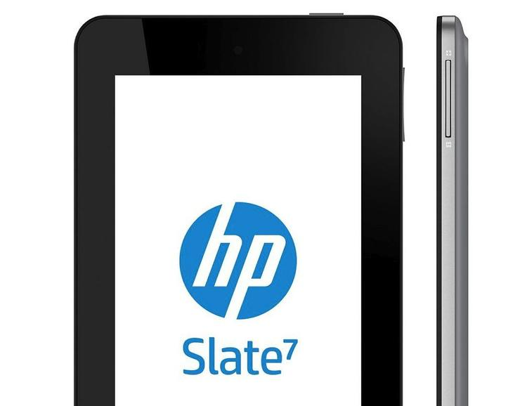HP zeigt Android-Tablet HP Slate 7