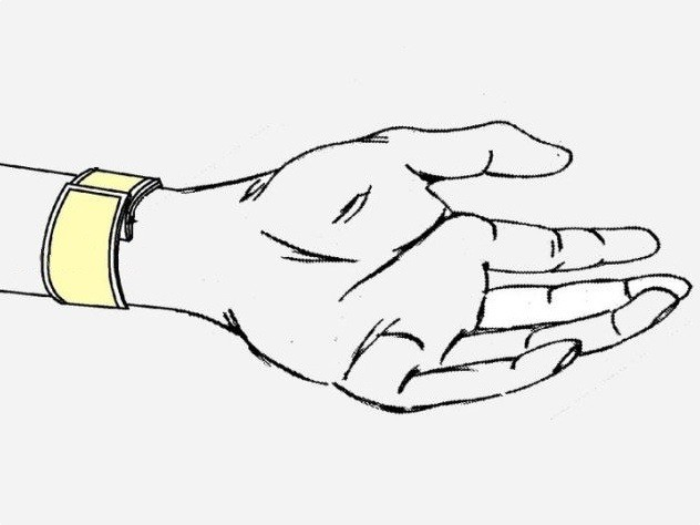 iWatch: Apple will Patent auf flexibles Armband
