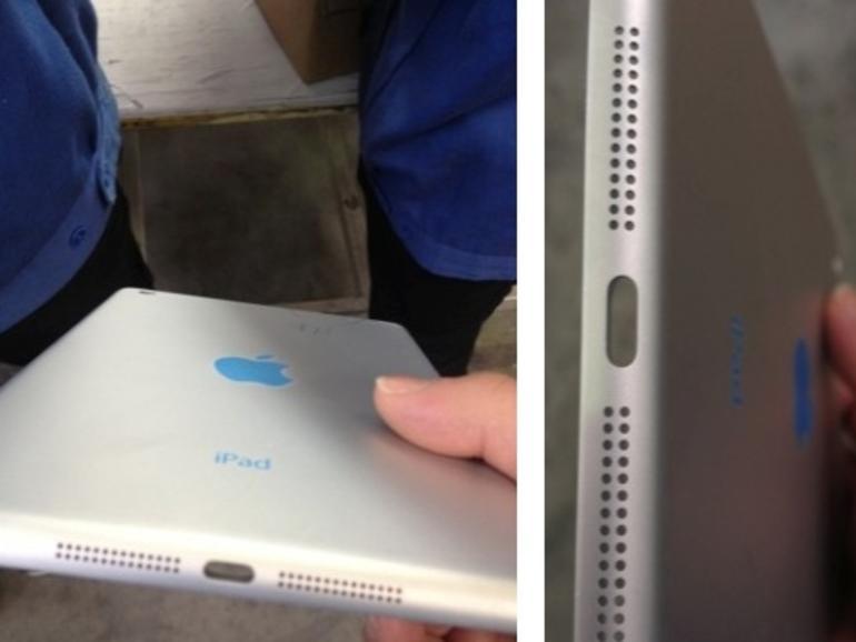 iPad mini 2: Erstes Bauteil gesichtet?