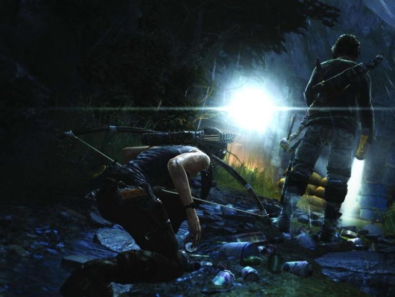 """Neues Tomb Raider-Spiel erschienen, """"Making-of"""" ab sofort als iPad-App erhältlich"""
