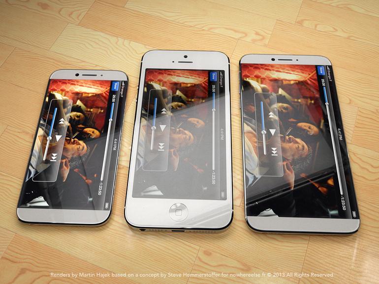 """""""iPhone 5S"""" oder """"iPhone 6"""": Apples mittelfristige Zukunft hängt von der nächsten iPhone-Generation ab"""