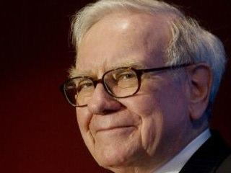 Warren Buffett empfiehlt Apple den Rückkauf von Aktien