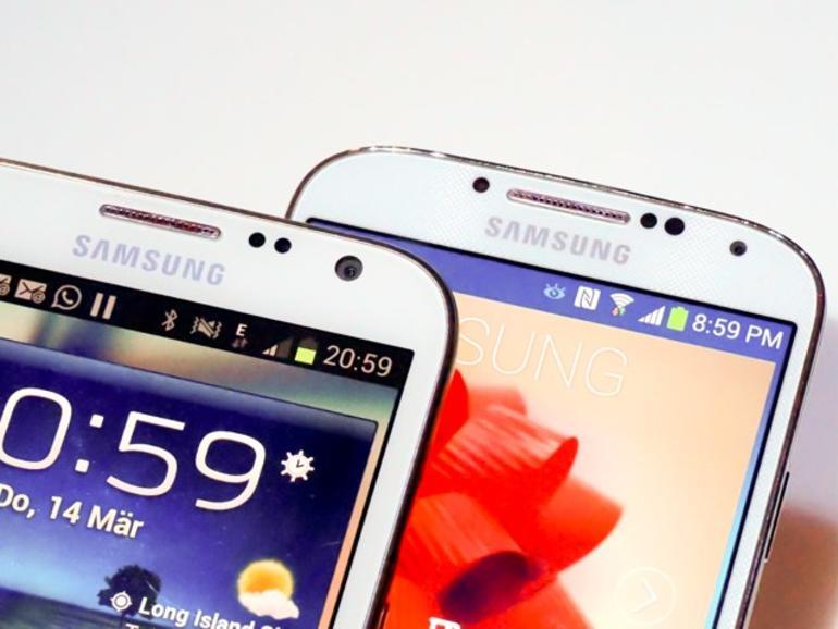 """Neuer Samsung Werbespot: """"Manche Smartphones sind schlauer als andere"""""""