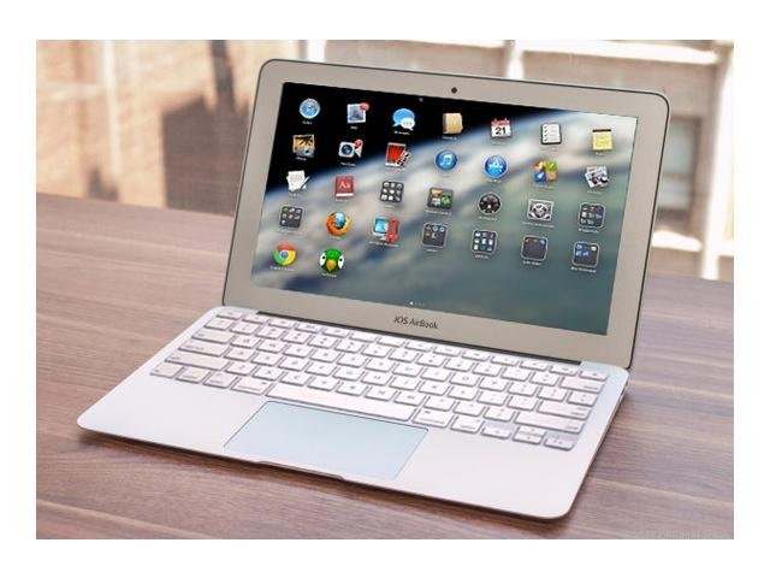 "Netzfundstück: Ist das iOS-Laptop Apples ""großes Geheimnis""?"