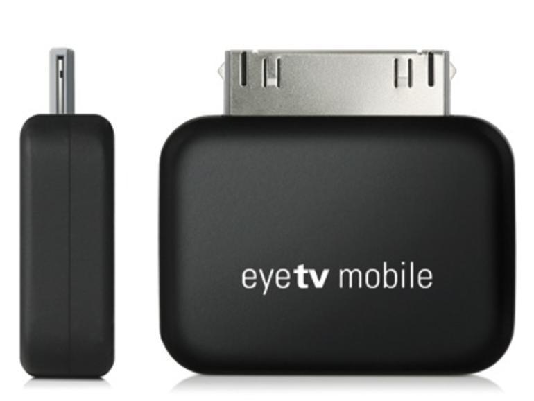 Schnäppchen: Elgato EyeTV Mobile derzeit für 59,95 Euro erhältlich