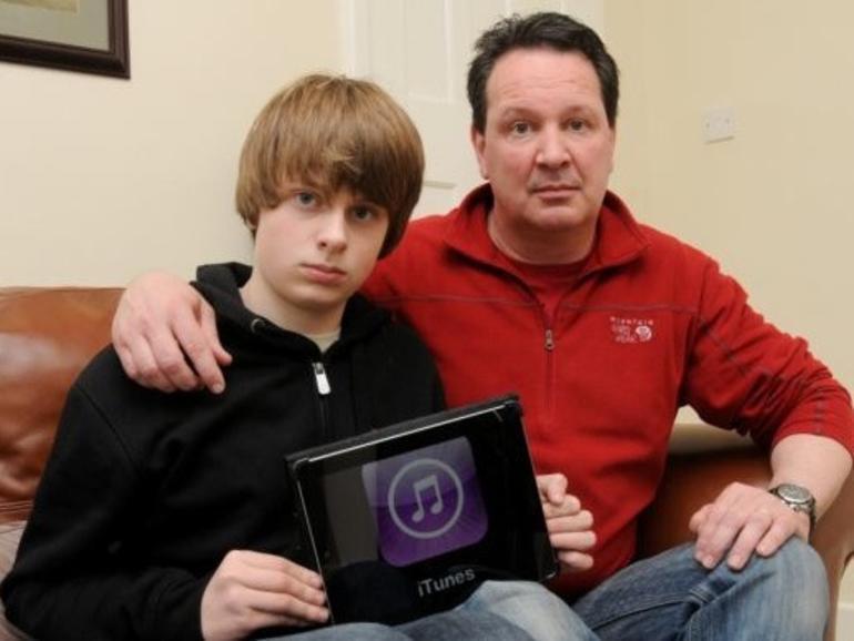 Nach In-App-Einkauf für 4.400-Euro: Britischer Polizist verklagt eigenen Sohn
