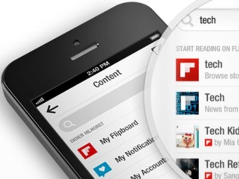 Flipboard 2.0: Personalisiertes Newsmagazin für iPhone und iPad