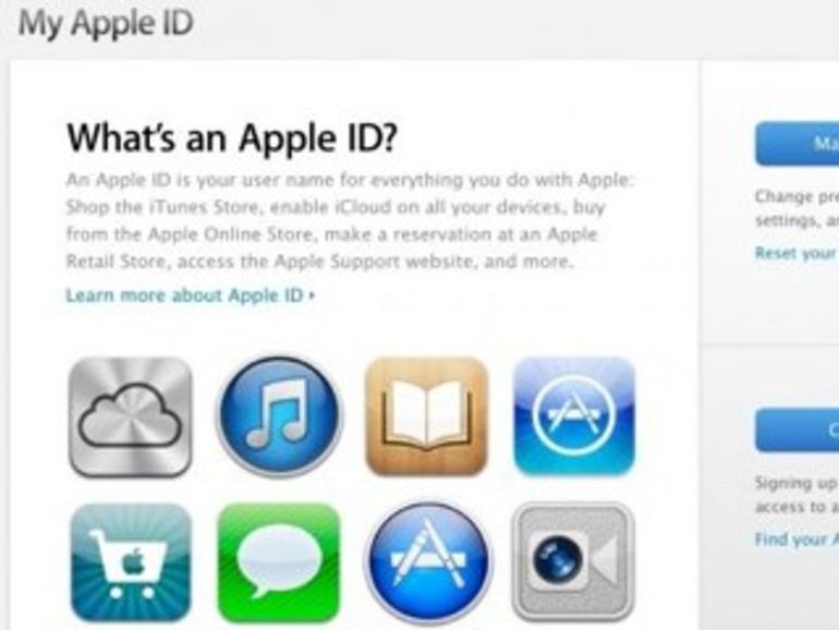 Erneut Phishing-Angriff auf Apple-Kunden