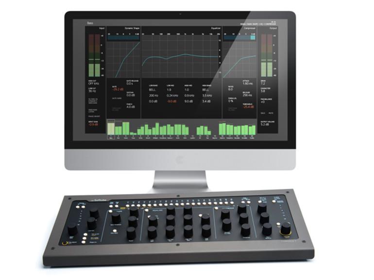 Softube Console 1 - Hybrides Mix-System