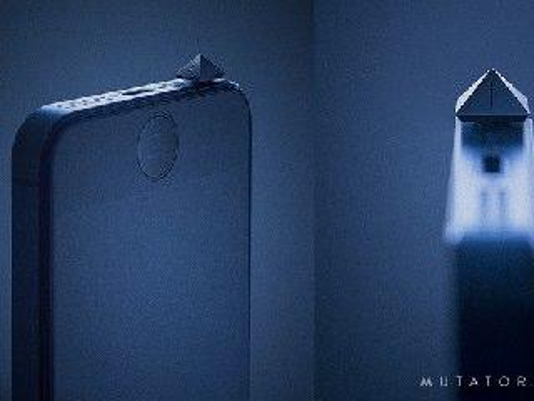 "iPhone stummschalten: Kickstarter-Projekt ""Mutator"" will's richten"