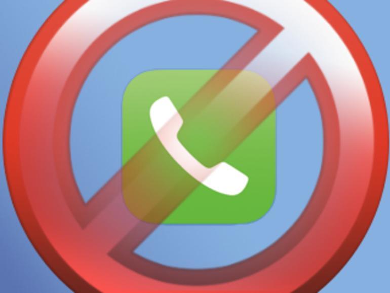 iOS 7: Anrufe und komplette Kontakte blockieren