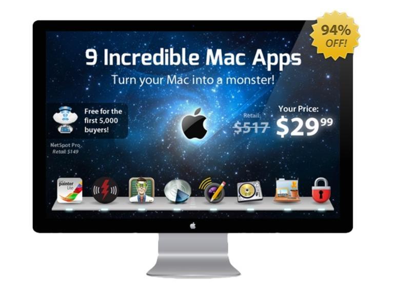 iStack Bundle: 9 praktische Mac-Programme für knapp über 20 Euro