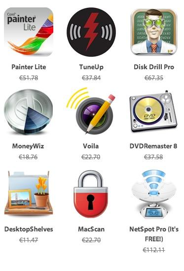Letzte Chance: The iStack Mac Bundle 3.0