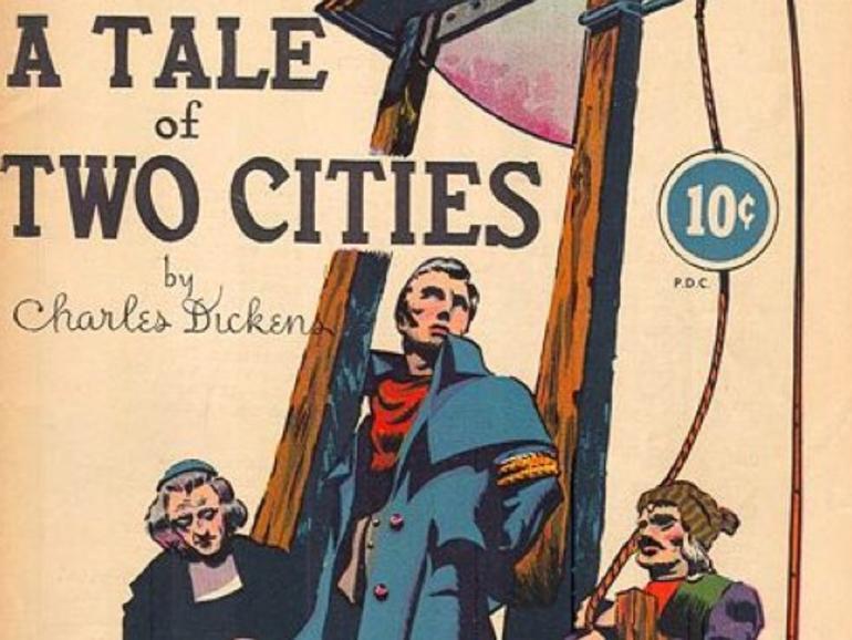 """Eine Parabel für Apple: Dickens' """"Geschichte der zwei Städte"""" – """"die beste und schlechteste Zeit"""" (Bild: CC BY-SA 3.0, Fantasy)"""