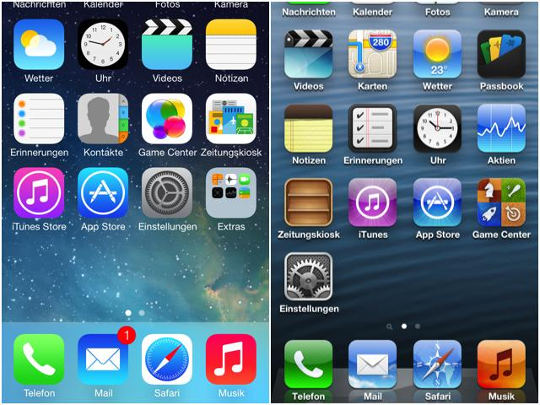 iOS 7 auf iOS 6 Downgrade: So wechseln Sie zurück auf iOS 6