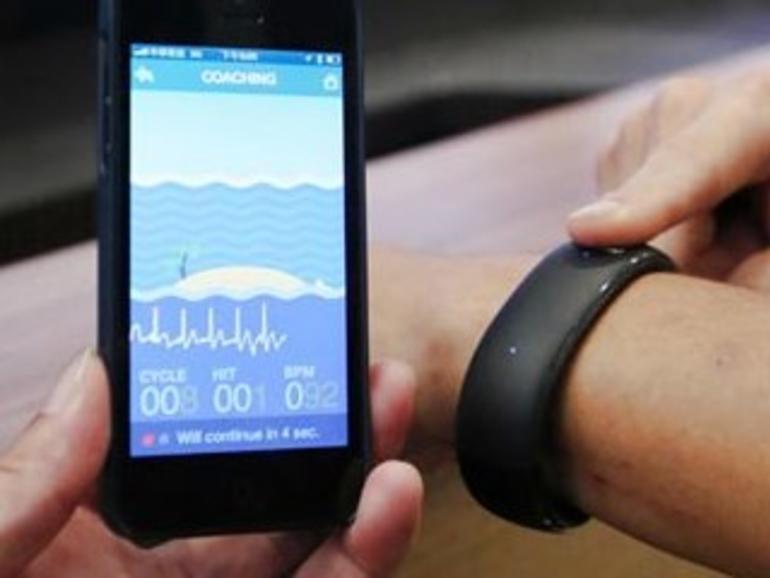 Fitnessarmbänder: Foxconn kündigt Alternative zu Nike Fuelband, Fitbit Flex und Jawbone UP an