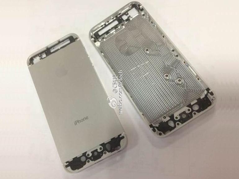 iPhone 5S mit Home-Button aus gewölbtem Saphirglas?