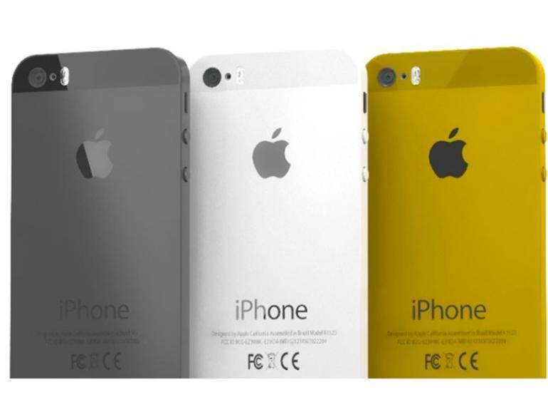 iPhone 5C: Offizieller Name des Billig-iPhones gilt als so gut wie bestätigt