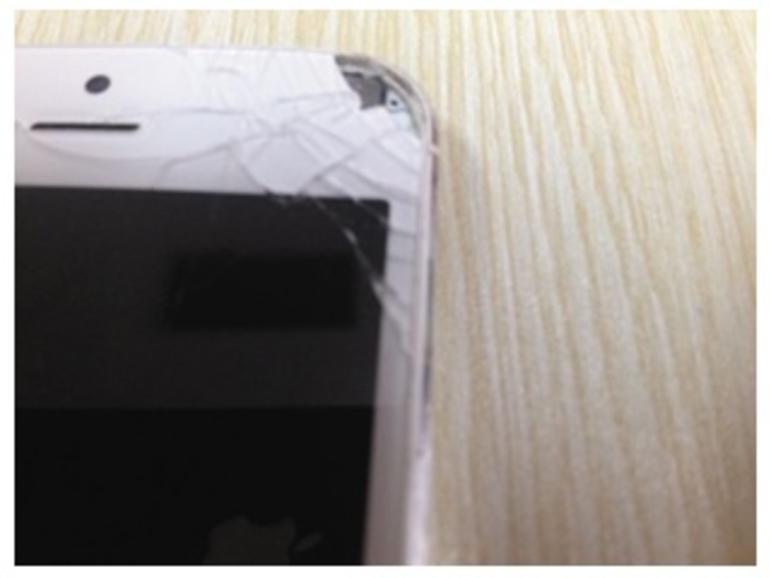 Bericht: Frau durch explodierendes iPhone 5 am Auge verletzt