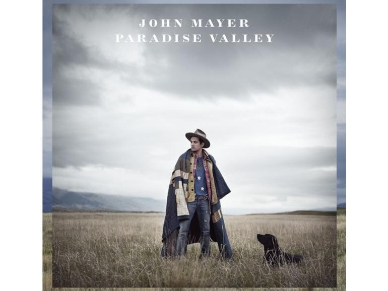 """Kostenloser iTunes-Stream: Neues John-Mayer-Album """"Paradise Valley"""" jetzt gratis hören"""