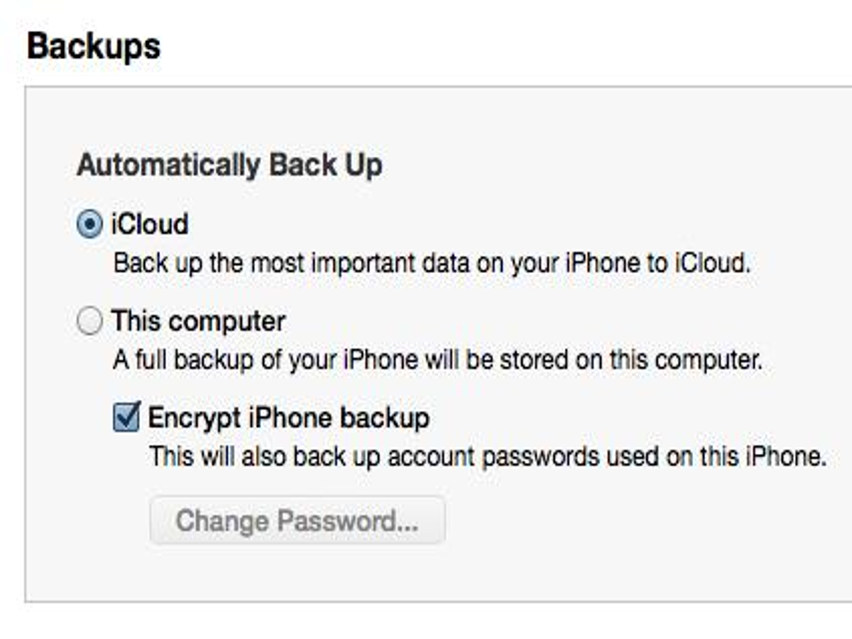 Neues Iphone Mit Itunes Backup Einrichten