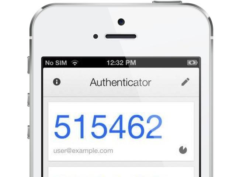 Google Authenticator: Ab sofort iPhone-5- und Retina-Display optimiert