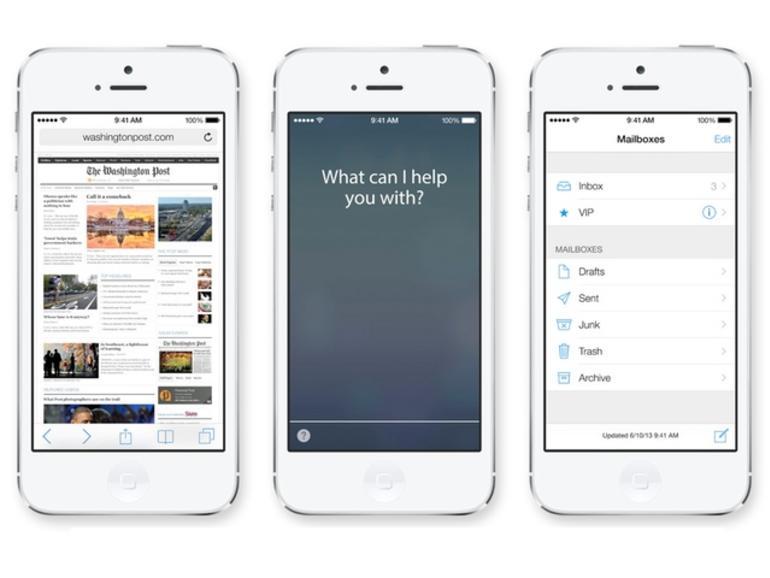 iOS 7.x: Apple testet bereits die ersten Updates