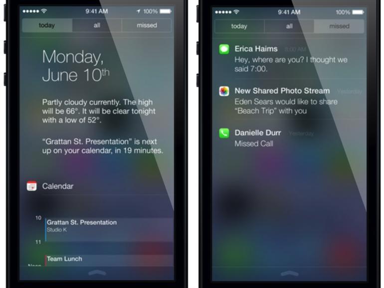 iOS 7 ist da: Das müssen Sie wissen!