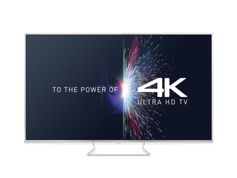 Panasonics UHD-TV mit HDMI 2.0 und DisplayPort eignet sich auch für PC-Spiele.