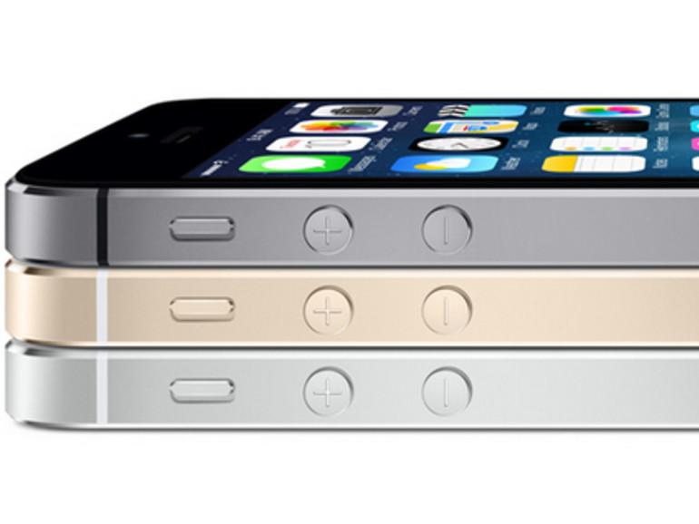 Ein harmonisches iPhone-Sandwich.