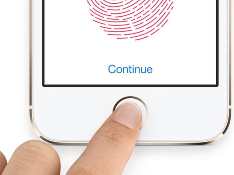 Im Apple Store: Touch ID soll mit spezieller Demo-App vorgeführt werden