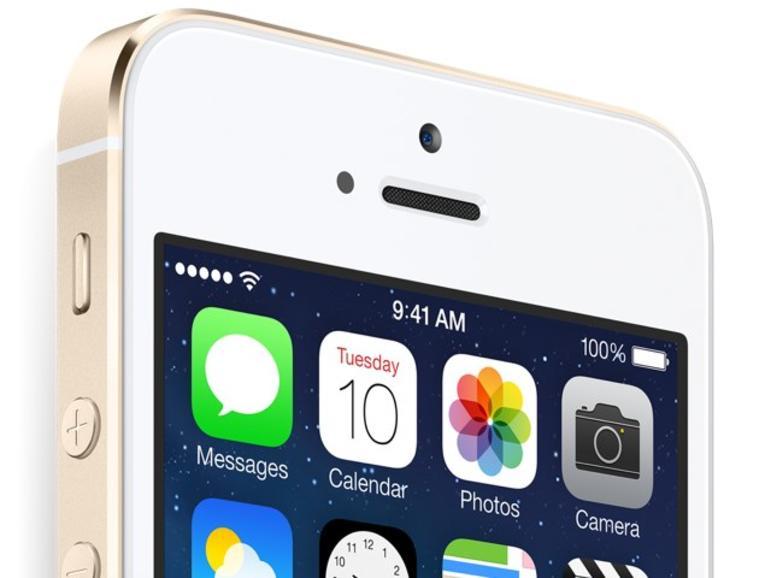 iPhone 5s: Apple liefert nur wenige Geräte an den Handel