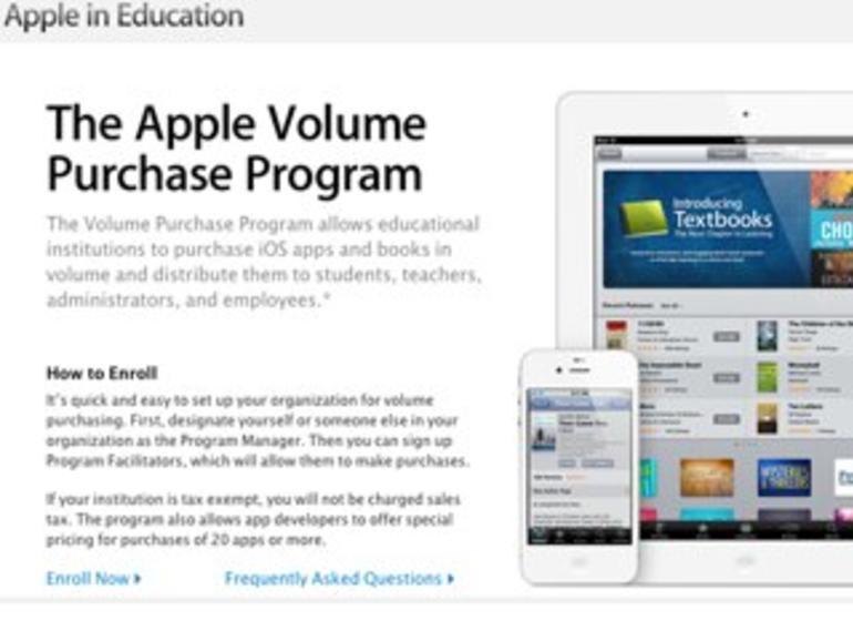 Apple kündigt Mac App Store Großeinkäufe für Geschäftskunden und Bildungseinrichtungen an