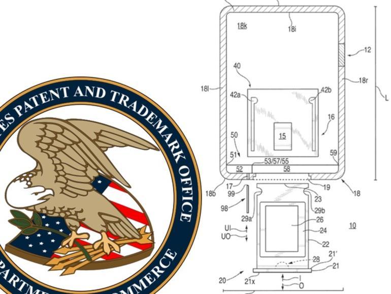 Apple-Patentantrag beschreibt neuartigen Slot für SIM-Karten