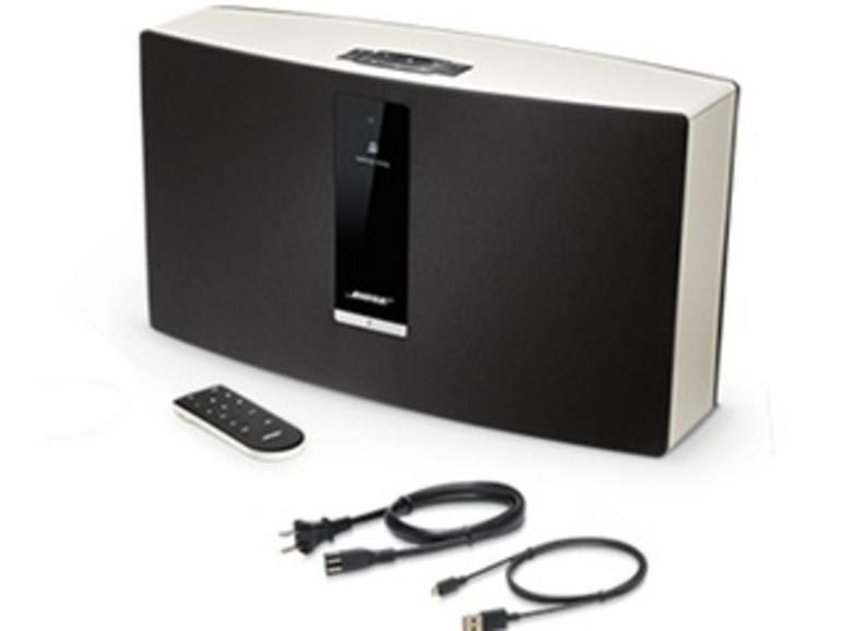 Bose SoundTouch: Neue Drahtlos-Lautsprecher mit Apps für Mac und iOS