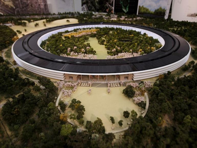 """Apple Campus 2.0: Cupertino veröffentlicht """"Making-of-Video"""""""