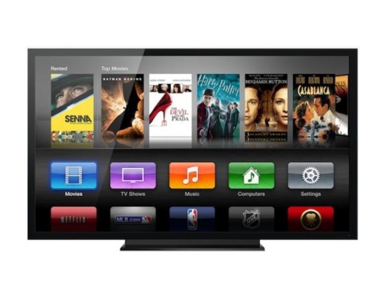 Apple-Fernseher sollen Ende 2014 erscheinen