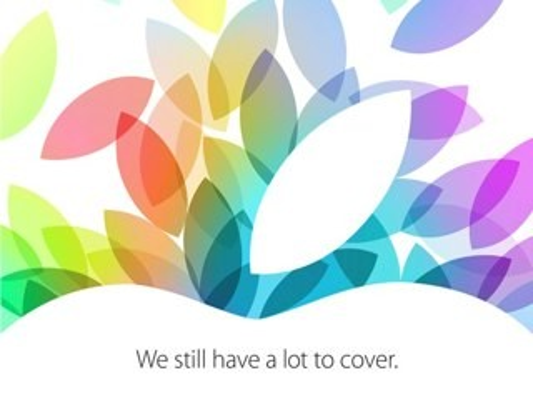 iPad-Event 2013: Apple bietet Live-Video-Stream an