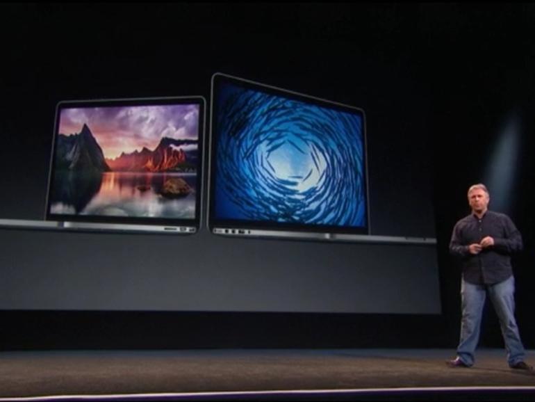 MacBook Pro Retina dünner und ab sofort günstiger: Kleines Update mit schnelleren Prozessoren
