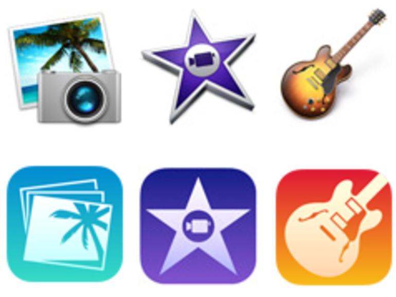 iLife 2013 kostenlos: Apple aktualisiert iPhoto, iMovie und GarageBand