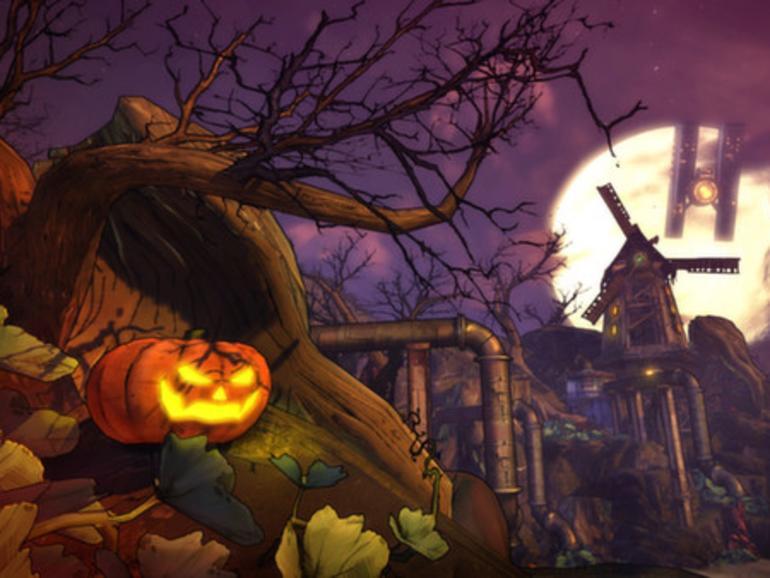Neuer Borderlands-2-DLC für den Mac: TK Baha's Bloody Harvest ab sofort erhältlich