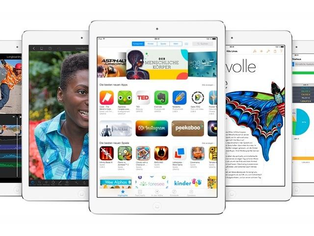 Test: iPad Air, das neue Apple-Tablet in Text, Bild und Video