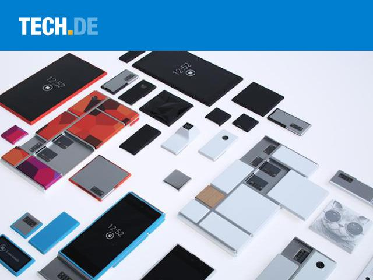 [Lesetipp] Motorola entwickelt Smartphone mit modularer Bauweise