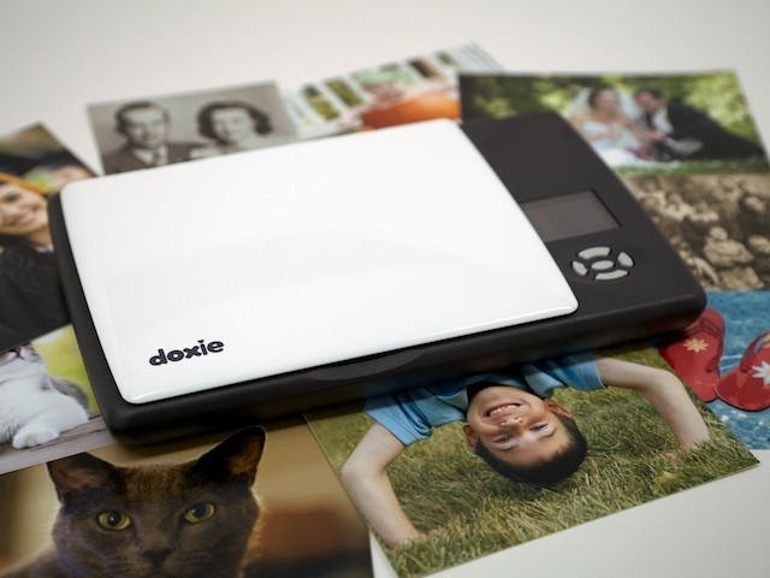 Doxie Flip: Mobiler Scanner für unterwegs