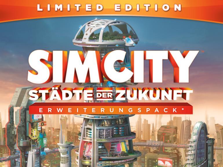 Auch Für Den Mac Simcity Städte Der Zukunft Ab Sofort Erhältlich