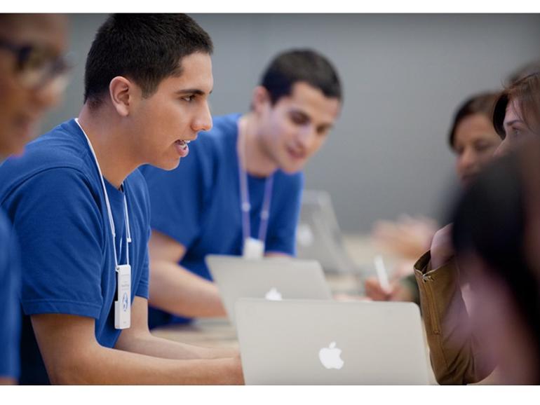 Viel zu einfach: Kreditbetrug im Apple Store